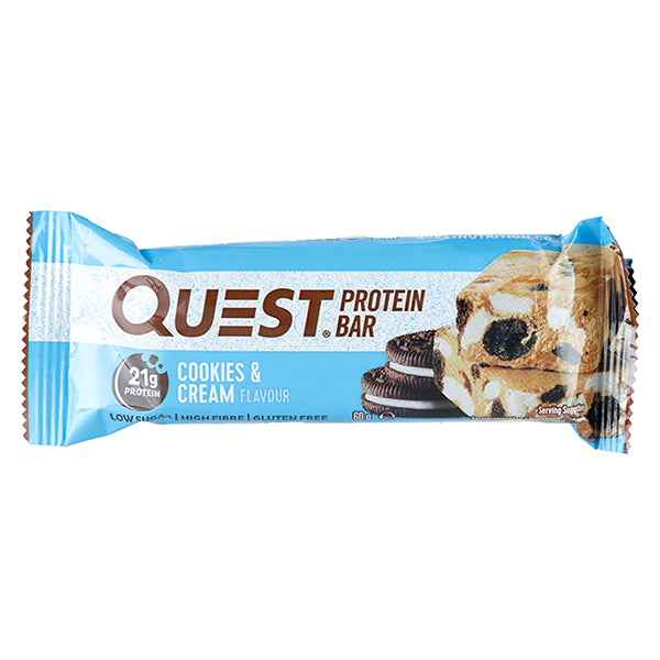 Quest Protein Bar | Cookies & Cream | 60g