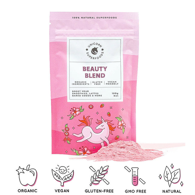 Unicorn Superfoods | Beauty Blend | 100g