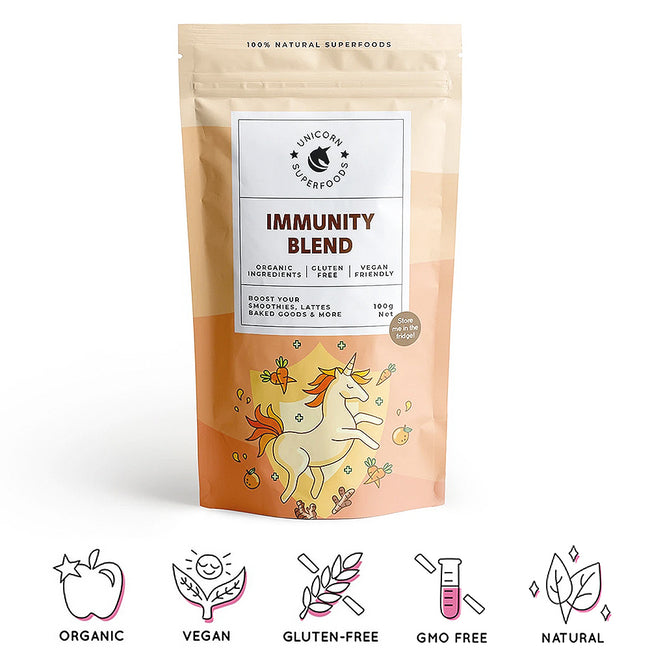 Unicorn Superfoods | Immunity Blend | 100g