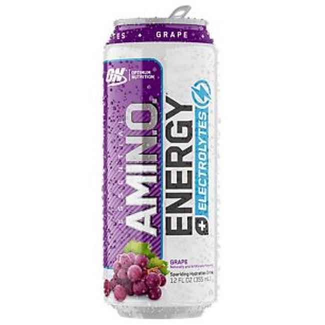 Optimum Nutrition | Amino Energy | Sparkling Grape | 355ml
