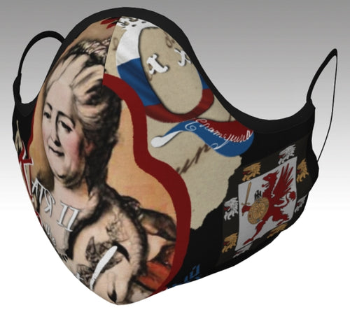 Catherine The Great Safe Style Face Mask