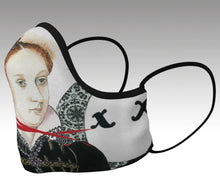 Load image into Gallery viewer, Mary Queen of Scots Face Mask