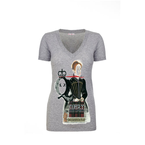 Mary Queen of Scots Deep V
