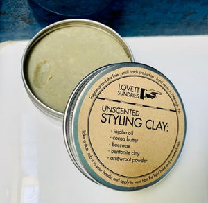 Styling Clay