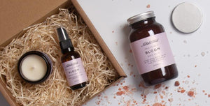 Organic Skincare Gift Sets for Mothers Day