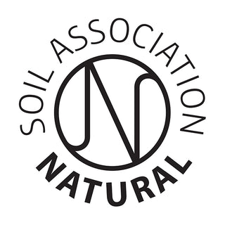 soil association certified natural ingredients