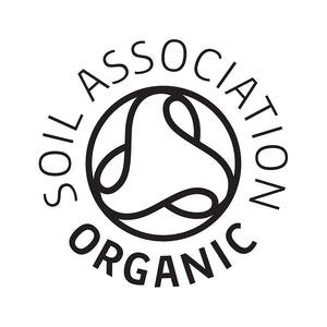 COSMOS organic soil association logo