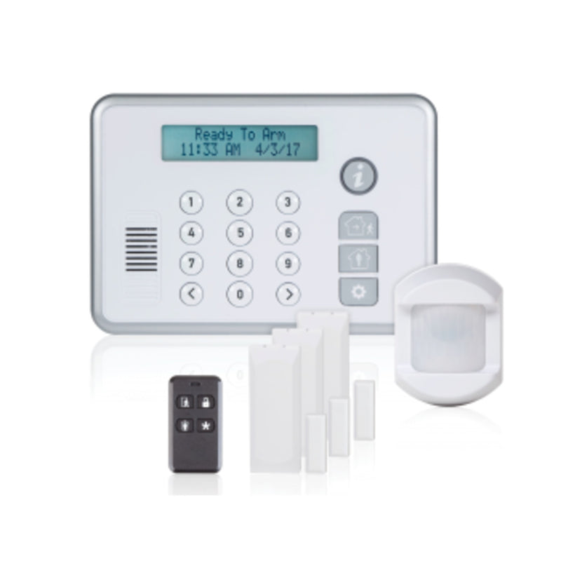 2GIG RELY-KIT1 SecureNet Rely Security Kit (FINAL SALE)