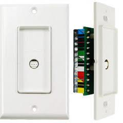 Bose 355974-1010 Main HT Wall Plate (FINAL SALE)