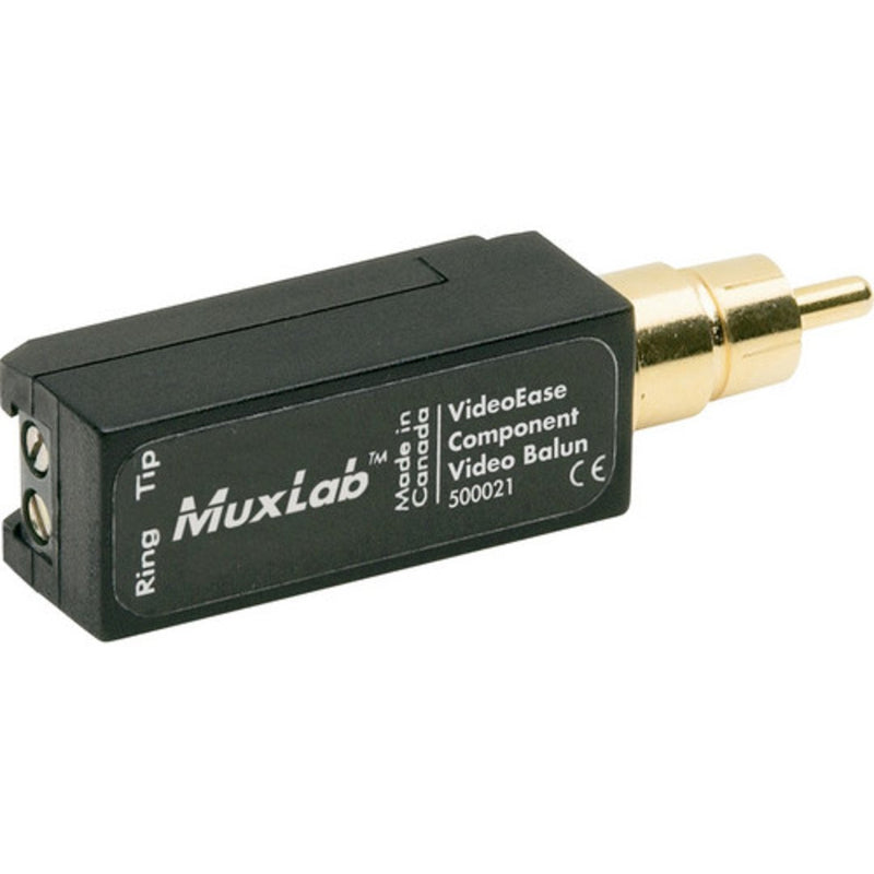 MuxLab 500021 2-wire Component Video Balun (Y,Pb or Pr) over UTP (FINAL SALE)