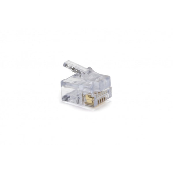 Platinum Tools 100026C Pack Of RJ11/12 Cat5 Connectors (FINAL SALE)