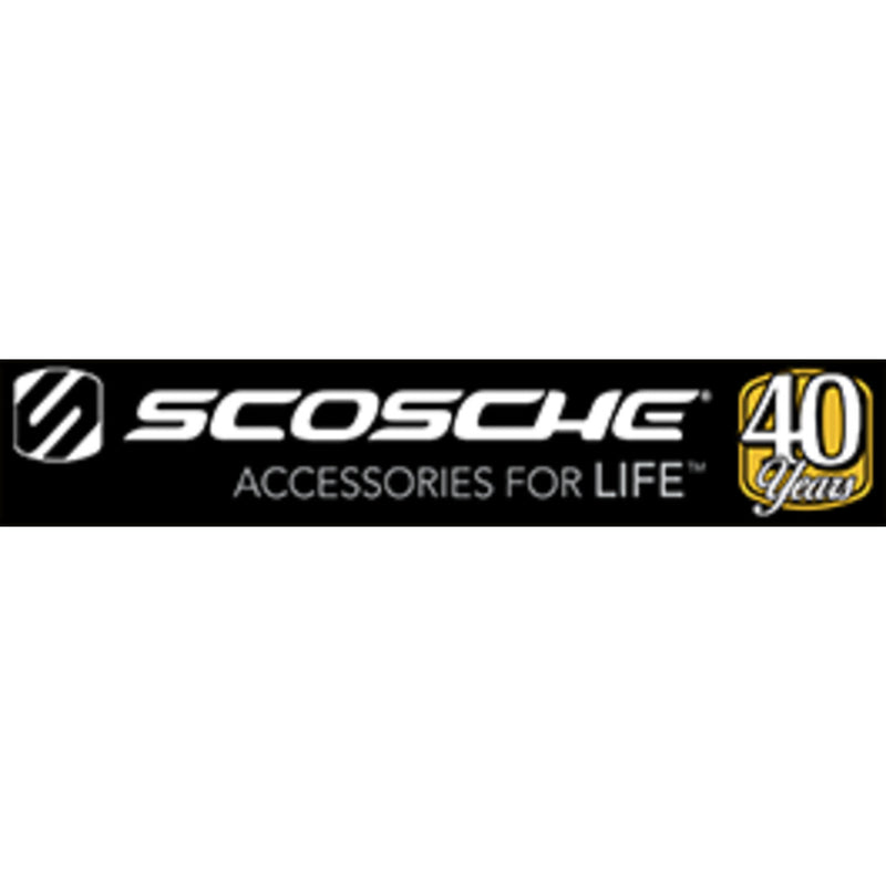 SCOSCHE GCWHI-5 Speaker Grill Cloth (White) (FINAL SALE)
