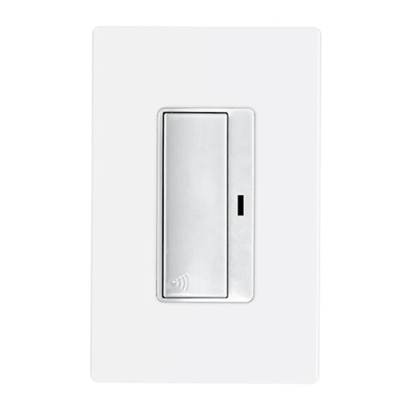 URC VL-9500-BOS-WH Vivido Battery Operated Switch - White (FINAL SALE)