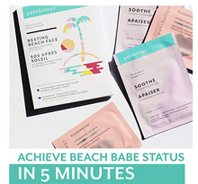Load image into Gallery viewer, Resting Beach Face Skin Care Kit