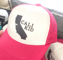 Load image into Gallery viewer, Cali Kid Trucker Hat