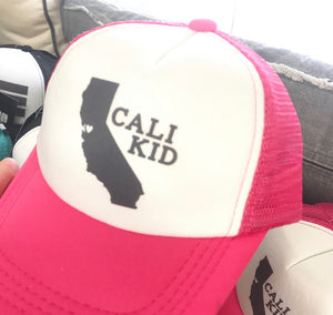 Cali Kid Trucker Hat