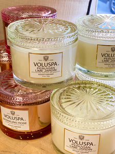 Voluspa Vermeil Candles