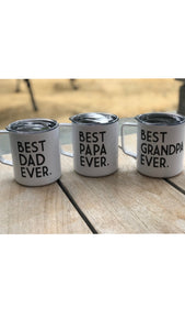 Best Ever Father's Day Mugs