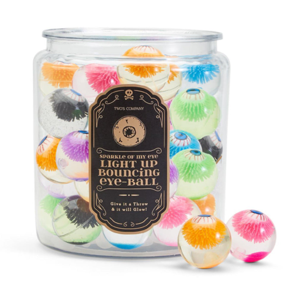 Light Up Eyeball Bouncing Ball