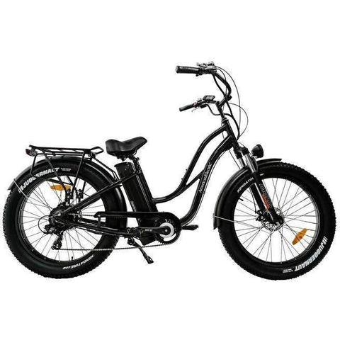 Image of American Electric Steller 48V/15.6Ah 750W Step Thru Cruiser Electric Bike