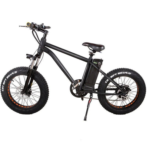 "Image of Nakto Mini Cruiser 36V/10AH 300w 20"" Fat Tire Electric Bike"