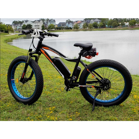 Image of Ecotric Rocket 36V/13Ah 500W Fat Tire Beach Snow Electric Bike