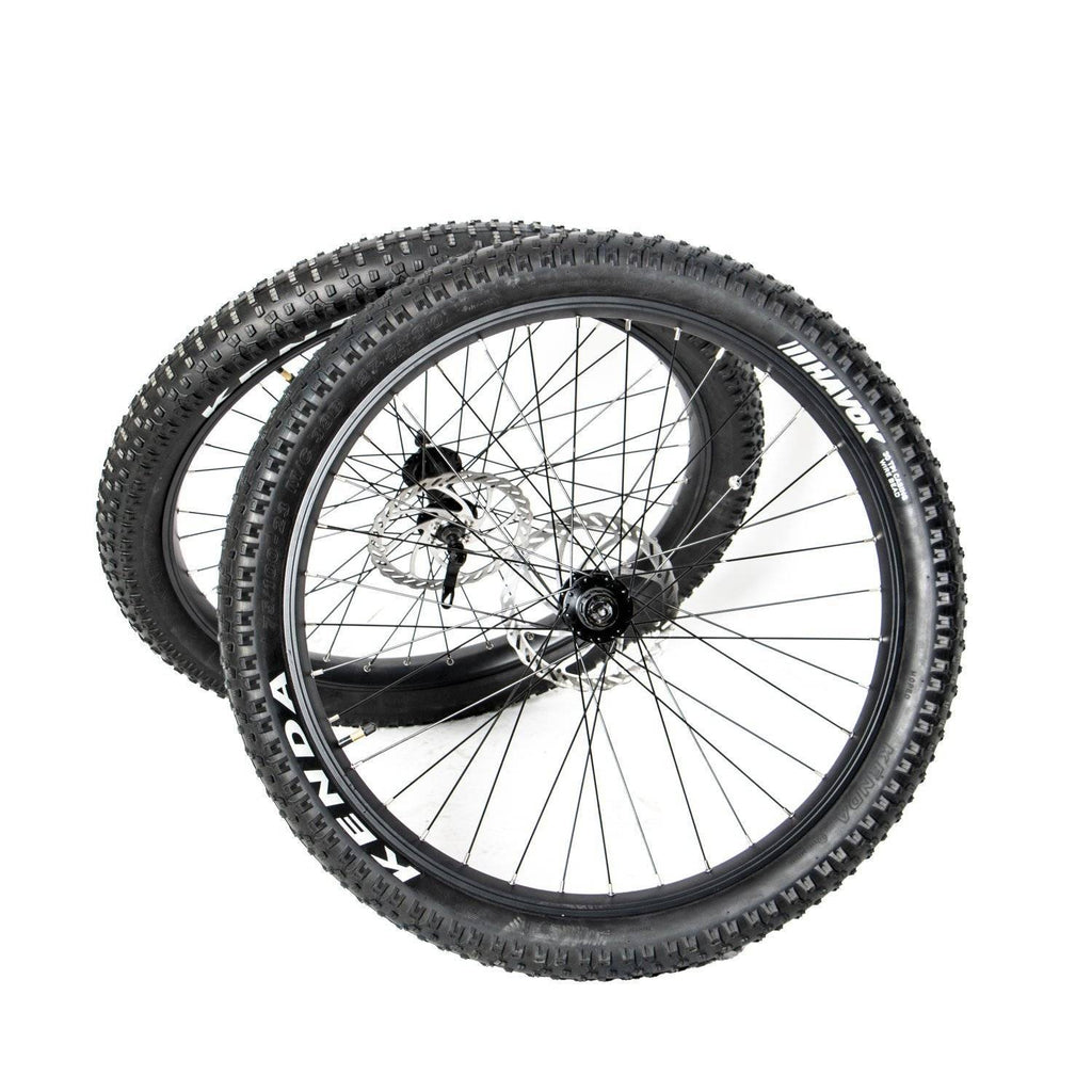27.5*3'' Wheel Sets Conversion Kit For Fat-Hd&Fat-Hs - Electricbikepros