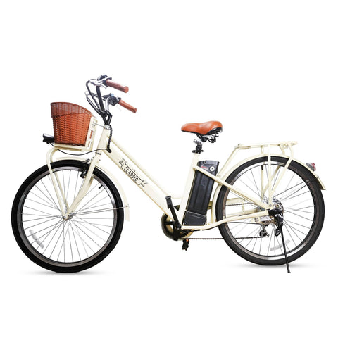 "Image of NAKTO Classic Electric Bike 26"" - 36v/10ah 250w"