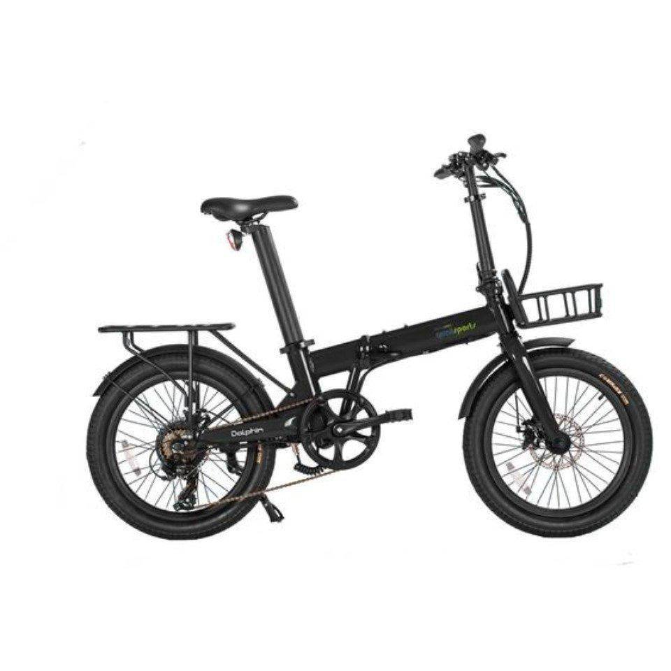 Qualisports REAR RACK-DOLPHIN - Electricbikepros