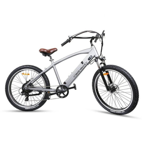 Nakto Santa Monica Electric Bike - 500W 36V