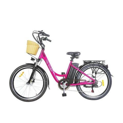 Nakto City Electric Bicycle 26'' Stroller