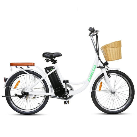 Nakto Elegance Electric Bike 22""