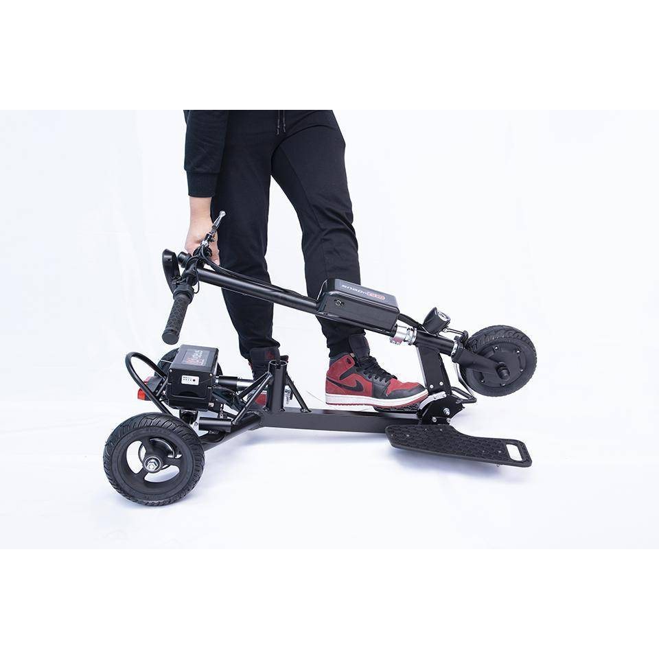 Glion New SNAPnGO Model 325 Electric Scooters GS325