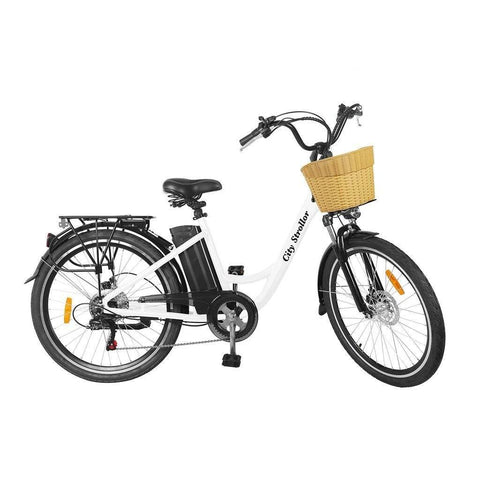 Image of Nakto City Electric Bicycle 26'' Stroller