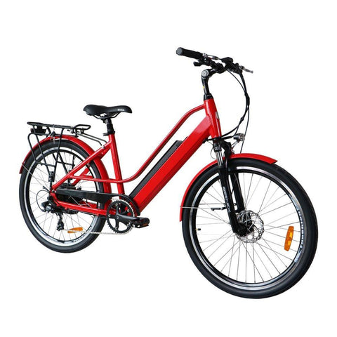 Eunorau E-TORQUE 36V/12.5 350W Step Thru Electric Bike