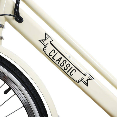 "NAKTO City Electric Bicycle Classic 26"" E-Bike NAKTO"
