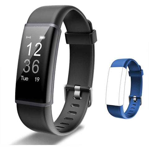 Image of Fitness Tracker and Heart Rate Monitor with 14 modes
