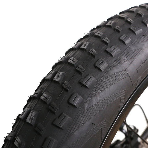 Nakto 500W Fat Tire Super Cruise 26""