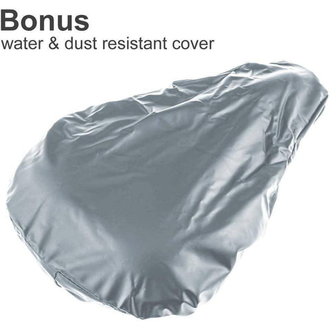 Image of Extra Soft Gel Bicycle Seat Cushion