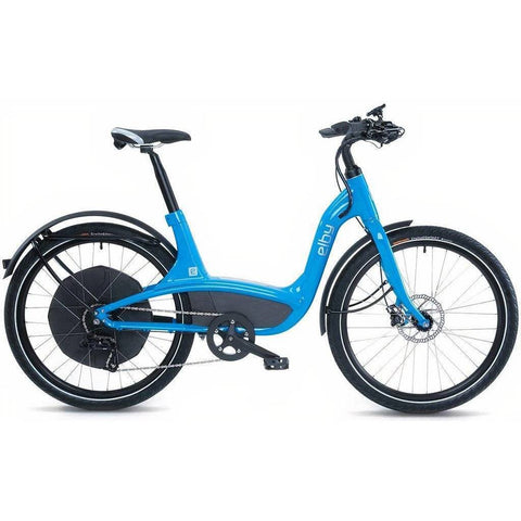 Image of ELBY S1 9-SPEED 48V/11.6Ah 500W Electric Commuter Bike E01C