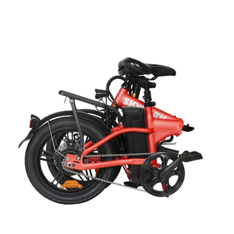 Image of NAKTO Skylark 36V/10Ah 250W Fat Tire Electric Bike