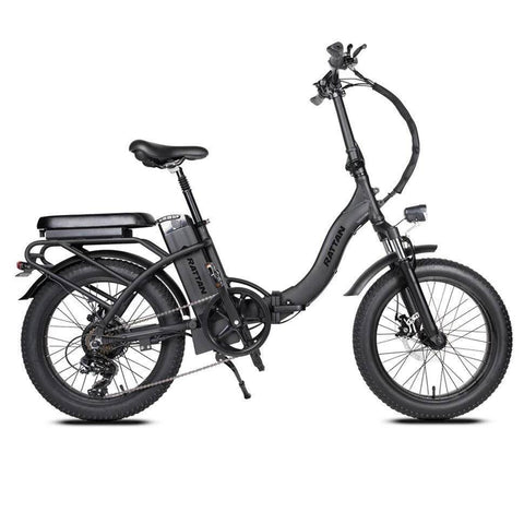 Image of Rattan LF 500W 48V/13Ah Fat Tire Electric Bike