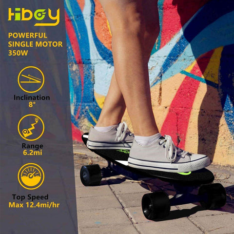 Hiboy S11 Electric Skateboard 36V/4.4Ah 350W