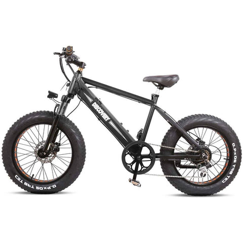 Nakto Discovery 48V/8Ah 350W Fat Tire Electric Bike