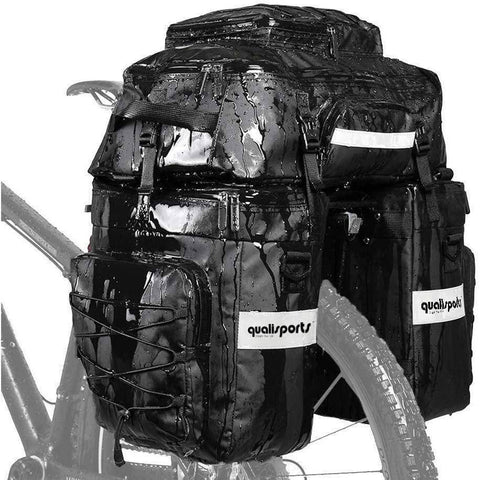 Image of Qualisports Pannier Bag Set 3 in 1