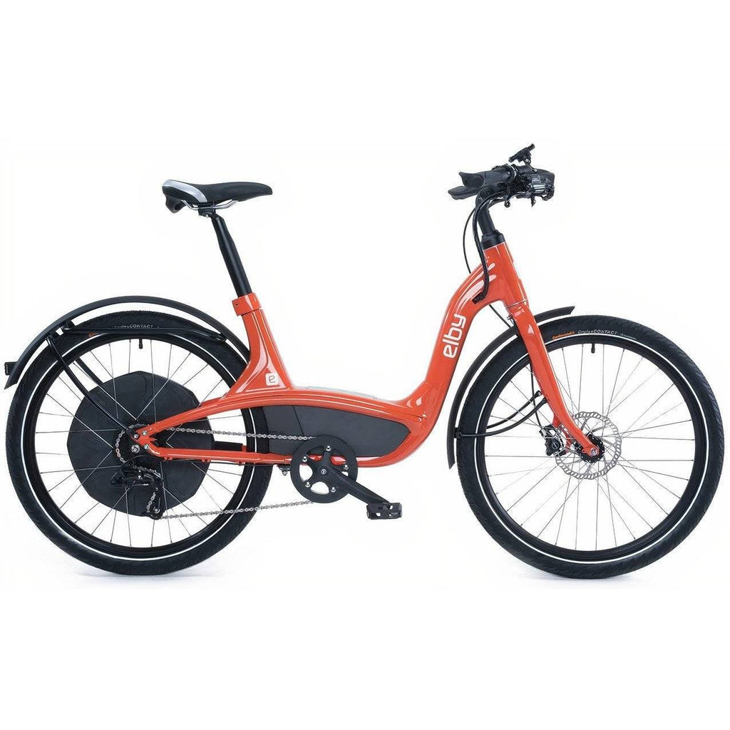 ELBY S1 9-SPEED 48V/11.6Ah 500W Electric Commuter Bike E01C