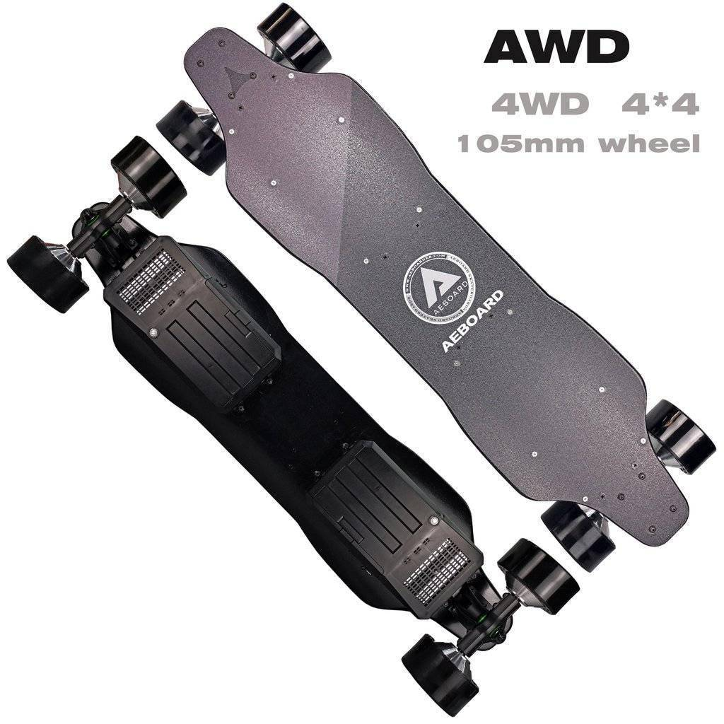 Aeboard AWD Electric Skateboard