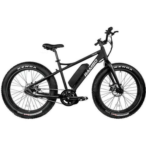 Image of Rambo Savage 48V/10.4Ah 750W Fat Tire Electric Hunting Bike