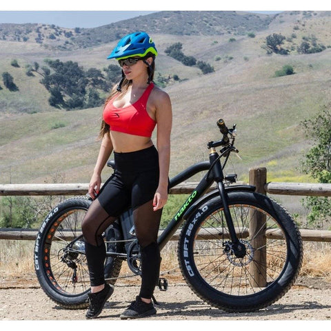 NAKTO Cruiser 36V/10Ah 300W Fat Tire Electric Bike
