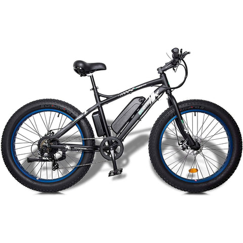 Image of Ecotric 26 inch 36V/12Ah 500W Fat Tire Beach Snow Electric Bike